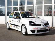 Rennsimulator Clio